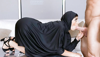 TeenPies - Hot Muslim Teen Fucked And Creampied