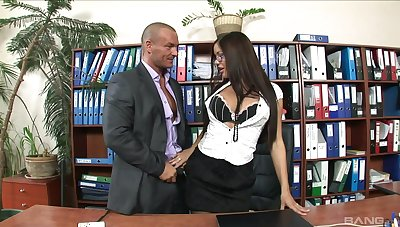 Librarian gets intimate close by one be fitting of be transferred to guys wean away from be transferred to office